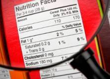 One-fifth of shoppers 'rarely or never read food labels'
