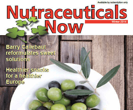 FAIA in Nutraceuticals Now magazine